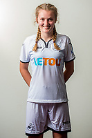 Wedensday 26 July 2017<br /> Pictured: Emily Richards<br /> Re: Swansea City Ladies Squad 2017- 2018 at the Liberty Stadium, Wales, UK