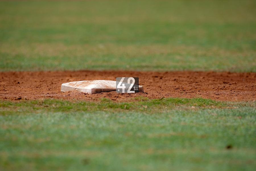 Baseball - MLB European Academy - Tirrenia (Italy) - 21/08/2009 - Base