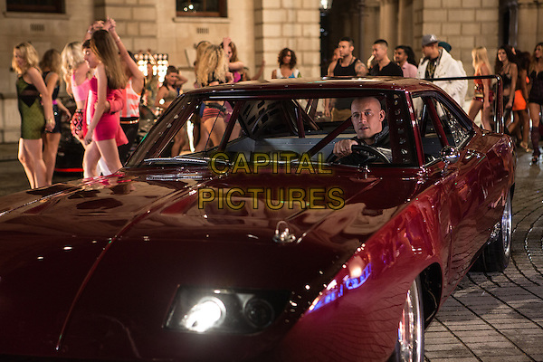 VIN DIESEL<br /> in Fast &amp; Furious 6 (2013) <br /> *Filmstill - Editorial Use Only*<br /> CAP/FB<br /> Supplied by Capital Pictures