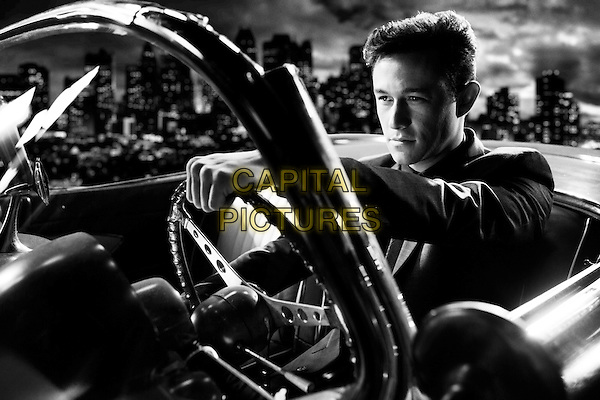 Joseph Gordon-Levitt<br /> in Sin City: A Dame to Kill For (2014) <br /> *Filmstill - Editorial Use Only*<br /> CAP/FB<br /> Image supplied by Capital Pictures