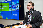 Brussels - BELGIUM - 18 November 2015 -- European Maritime Day in Turku, Finland --Information Meeting for Maritime Stakeholders.  -- Claus Schultze, Policy Officer, DG MARE. -- PHOTO: Juha ROININEN / EUP-IMAGES