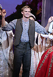 "Cody Simpson making his Broadway Debut Bows in ""Anastasia"" at the Broadhurst Theatre on November 29, 2018 in New York City."