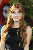 Bella Thorne at Film Independent's 2012 Los Angeles Film Festival Premiere of Disney Pixar's 'Brave' at Dolby Theatre on June 18, 2012 in Hollywood, California. &copy;&nbsp;mpi28/MediaPunch Inc. NORTEPHOTO.COM<br />