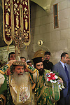 Exaltation of the Cross at the Church of the Holy Sepulchre