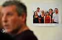 11/10/12 - THIERS - PUY DE DOME - FRANCE - Presentation de l equipe de l association de reinsertion professionnelle PASSERELLE - Photo Jerome CHABANNE pour Le Monde