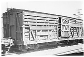 Stock car #5620.<br /> D&amp;RGW
