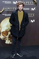 Alvaro Fernandez attends to the premiere of 'La Peste' at Callao Cinemas in Madrid, Spain. January 11, 2018. (ALTERPHOTOS/Borja B.Hojas) /NortePhoto.com NORTEPHOTOMEXICO