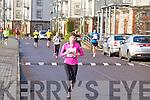 Keelin Deenihan Sugrue at the Valentines 10 mile road race in Tralee on Saturday.