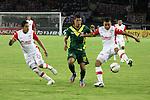 Deportes Quindio  vence 1x0 al Independiente Santa Fe en la liga postobon  torneo finalizacion del futbol colombiano