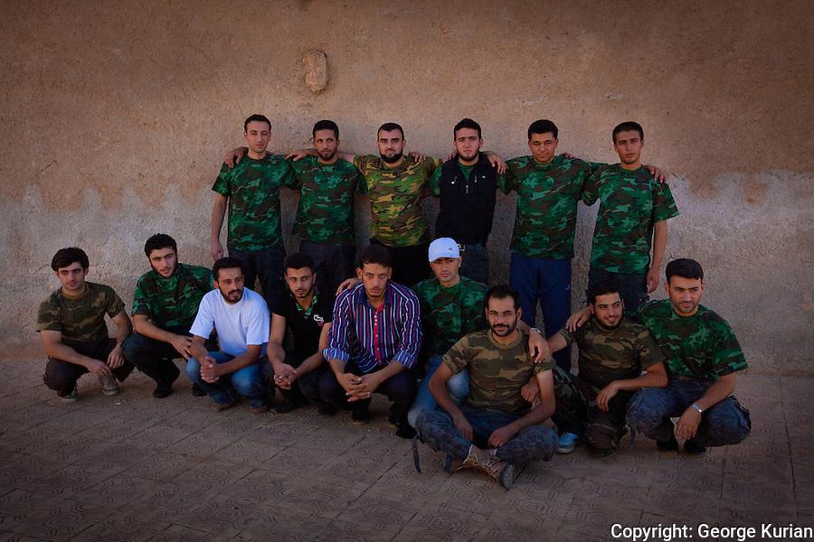 Abu Maryam's battalion.