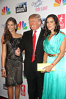 May 21, 2012 Dayana Mendoza, Donald Trump and Patricia Velasquez attend  the Celebrity Apprentice Finale at the American Museum of Natural History in New York City. © RW/MediaPunch Inc.