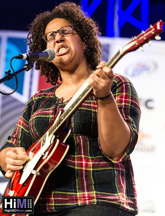 Alabama Shakes at SXSW 2012 in Austin, TX.