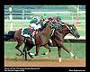 Dreams Of Valor (#2) beating Genuine Monarch (#1).The Bob Magness Derby