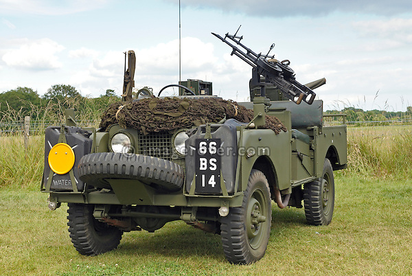 Series 1 SAS. Dunsfold Collection Open Day 2009. NO RELEASES AVAILABLE.