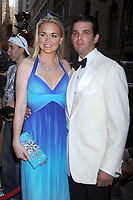 ***Vanessa Trump, the wife of Donald Trump Jr., was taken to a hospital on Monday after complaining of nausea when she was exposed to an unidentified white powder that came in the mail***<br /> FILE PHOTO: Vanessa Trump ansd Donald Trump Jr. at the 2010 Operation Smile Annual Gala at Cipriani, Wall Street in New York City. May 6, 2010. <br /> CAP/MPI/DVT<br /> &copy;DVT/MPI/Capital Pictures