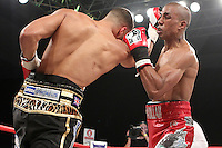 James Degale vs Hadillah Mohoumadi. - Glow, Bluewater, Greenhithe, Kent, United Kingdom - 13th October 2012 - Hennessy Sports