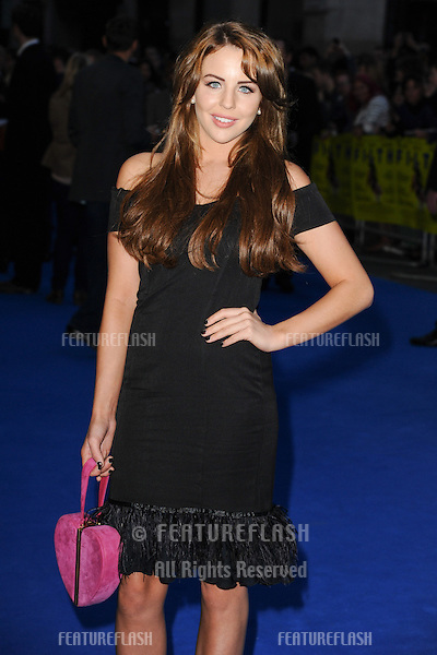"Lydia Bright arriving for the ""Filth"" premiere at the Odeon Leicester Square, London. 30/09/2013 Picture by: Steve Vas / Featureflash"