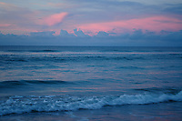 Sunset At The Southern Outer Banks at Emerald Isle in North Carolina