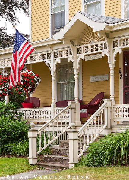Camden, Me Porch