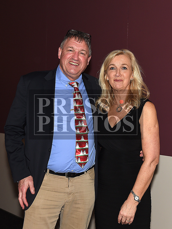 Leo and Aisling Monahan at Carol Fraser's 90th birthday in The Westcourt Hotel. Photo:Colin Bell/pressphotos.ie