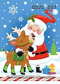 Janet, CHRISTMAS SANTA, SNOWMAN, WEIHNACHTSMÄNNER, SCHNEEMÄNNER, PAPÁ NOEL, MUÑECOS DE NIEVE, paintings+++++,USJS507,#x#