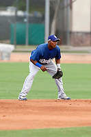 Johan Garcia  ---  AZL Dodgers - 2009 Arizona League.Photo by:  Bill Mitchell/Four Seam Images
