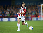 Sheffield United's Paul Coutts in action during the League One match at the Kingsmeadow Stadium, London. Picture date: September 10th, 2016. Pic David Klein/Sportimage