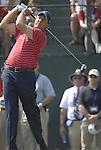 USA Team player Phil Mickelson drives off on the 1st tee during the Singles on the Final Day of the Ryder Cup at Valhalla Golf Club, Louisville, Kentucky, USA, 21st September 2008 (Photo by Eoin Clarke/GOLFFILE)