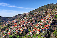 Lagadia is a mountain village in Arcadia, Peloponnese, Greece.