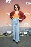 "NORTH HOLLYWOOD, CA - MAY 10: Hannah Alligood, at FYC  Event For Season 3 Of FX's ""Better Things"" at Saban Media Center in North Hollywood, California on May 10, 2019. <br /> CAP/MPIFS<br /> ©MPIFS/Capital Pictures"
