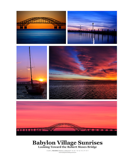 Views of Babylon Village, Long Island, New York