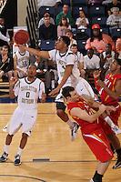 VMI vs. Charleston Southern, NCAA, men's basketball, February 21, 2013, 2013-2-21, Photographer: Al Samuels