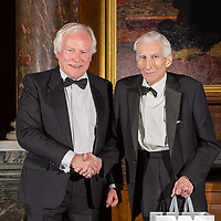 Lord Rees at Leverhulme Trust Gala Dinner- Drapers Hall City of London