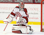 Raphael Girard (Harvard - 30) - The Yale University Bulldogs defeated the Harvard University Crimson 5-1 on Saturday, November 3, 2012, at Bright Hockey Center in Boston, Massachusetts.