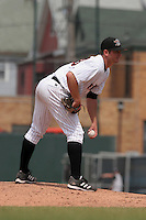 Erie Seawolves Ian Ostlund during an Eastern League game at Jerry Uht Park on May 28, 2006 in Erie, Pennsylvania.  (Mike Janes/Four Seam Images)