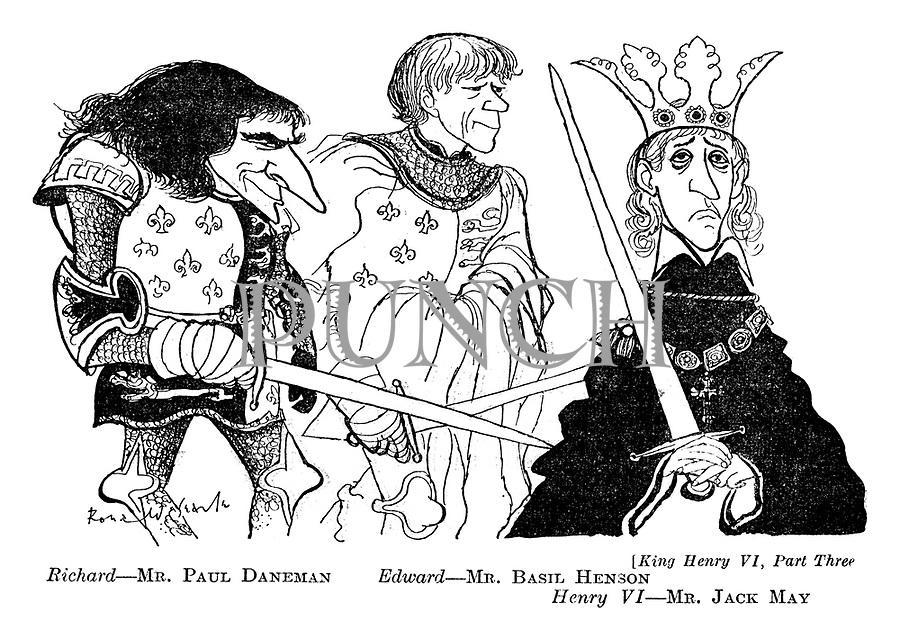 Mr Black And Mr White Cartoon
