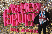 London, UK. 29 June 2016. French fashion designer Jean-Paul Gaultier. World premiere of Absolutely Fabulous - the Movie in London's Leicester Square.