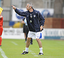 08/08/2009  Copyright  Pic : James Stewart.sct_04_dundee_v_morton  .MORTON BOSS DAVIE IRONS....James Stewart Photography 19 Carronlea Drive, Falkirk. FK2 8DN      Vat Reg No. 607 6932 25.Telephone      : +44 (0)1324 570291 .Mobile              : +44 (0)7721 416997.E-mail  :  jim@jspa.co.uk.If you require further information then contact Jim Stewart on any of the numbers above.........