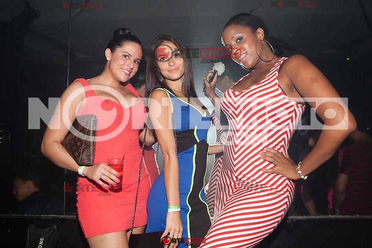 Jennifer DiBitetto, Kelly Linton and Christie Livoti of Brooklyn 11223 attend A Bad Girls Club Night Out at Splash in New York City. August 8, 2012. &copy;&nbsp;Diego Corredor/MediaPunch Inc. /Nortephoto.com<br /> <br /> **SOLO*VENTA*EN*MEXICO**<br /> **CREDITO*OBLIGATORIO** <br /> *No*Venta*A*Terceros*<br /> *No*Sale*So*third*<br /> *** No Se Permite Hacer Archivo**<br /> *No*Sale*So*third*