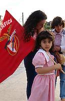 Fans von Benfica Lissabon, Portugal