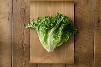 organic produce, lettuce