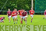 Declan O'Sullivan Dromid Luke Mulligan St Pats