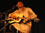 Richie Havens at Kuumbwa in Santa Cruz