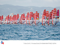 45 TROFEO PRINCESA SOFIA, ®ANA MARTINEZ, Day 1,FLEET