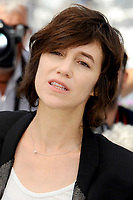 Charlotte GAINSBOURG - CANNES 2017 - PHOTOCALL 'LES FANTOMES D'ISMAEL'