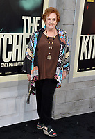 "LOS ANGELES, USA. August 06, 2019: Pamelia Dunlap at the premiere of ""The Kitchen"" at the TCL Chinese Theatre.<br /> Picture: Paul Smith/Featureflash"