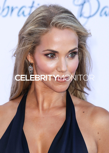 LOS ANGELES, CA, USA - JULY 19: Actress Elizabeth Berkley arrives at the 4th Annual Celebration Of Dance Gala Presented By The Dizzy Feet Foundation held at the Dorothy Chandler Pavilion at The Music Center on July 19, 2014 in Los Angeles, California, United States. (Photo by Xavier Collin/Celebrity Monitor)