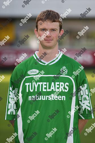 2007-08-11 / Voetbal / Dessel Sport / Dieter Conderaerts