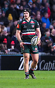 4th November 2017, Welford Road, Leicester, England; Anglo-Welsh Cup, Leicester Tigers versus Gloucester;  Charlie Thacker in action for Leicester Tigers