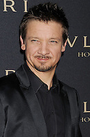 WWW.BLUESTAR-IMAGES.COM  Actor Jeremy Renner  arrives at the BVLGARI 'Decades Of Glamour' Oscar Party Hosted By Naomi Watts at Soho House on February 25, 2014 in West Hollywood, California.<br /> Photo: BlueStar Images/OIC jbm1005  +44 (0)208 445 8588